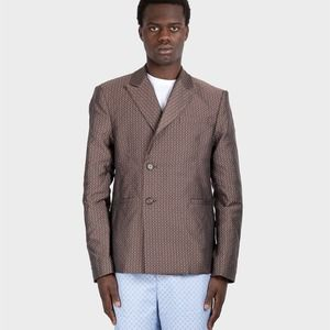 Daily Paper Kayson Jacket Brown Size S